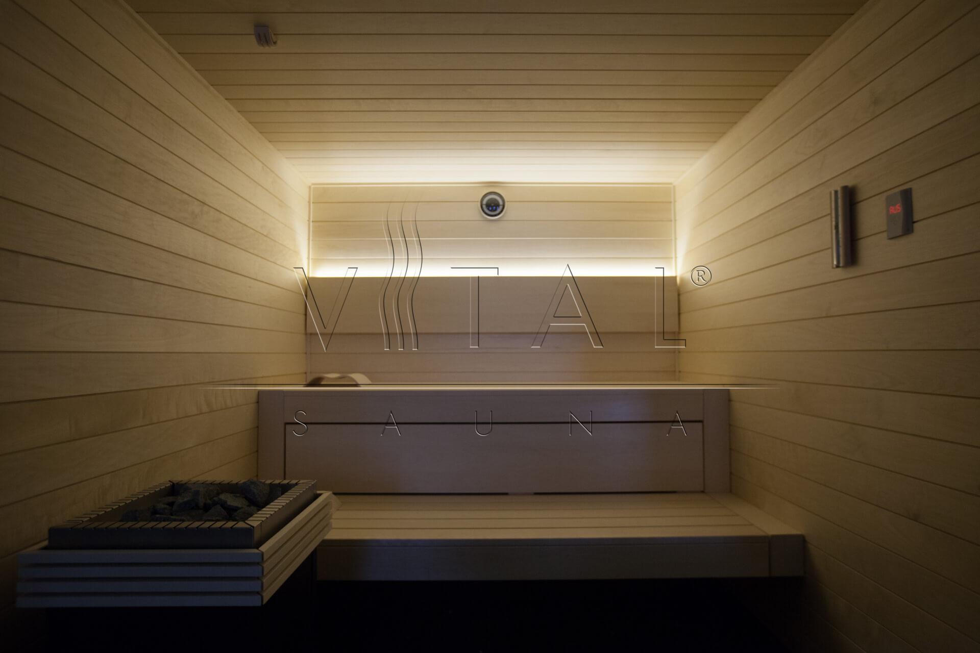 Sauna Bianco